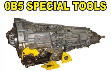 Оборудование для ремонта автоматических трансмиссий